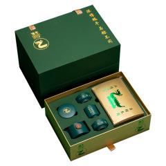 2021与粽不同端午节创意礼盒 粽子茶具便携快客杯组合礼盒 端午节礼品