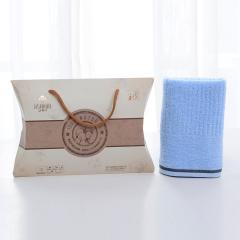 洁丽雅(Grace)雅致-1 纯棉面巾礼盒套装 年会纪念品发什么好