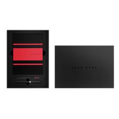 HUGO BOSS 传动系列A5笔记本 +传动系列签字笔礼盒 公司周年庆礼品