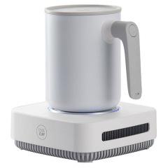 0-55℃爽爽杯 快速制冷杯 便携式办公室饮料冰镇杯 制冷制热杯 有创意的礼品