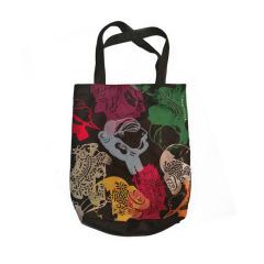 【成都博物馆】璀璨皮影手提袋 实用的旅游纪念礼品