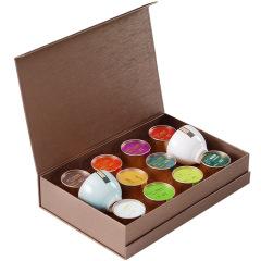 精品十款名茶罐裝禮盒 黑茶普洱茶 給老客戶送什么禮品