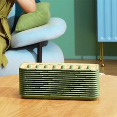 自然情景音箱 8种自然音效蓝牙音箱 家居礼品