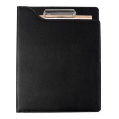 A4文件夹 皮质简约文件整理经理夹 文具礼品定制