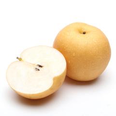【京东伙伴计划—仅限积分兑换】丰水梨 一级果 净重约5斤