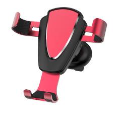 創意車載重力支架空調出風口導航儀可定制LOGO 車載禮品