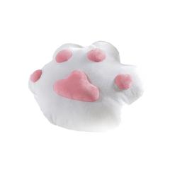 吾皇万睡猫爪抱枕 可爱卡通猫爪抱枕靠垫沙发腰靠 有创意的小礼品