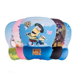 硅胶护腕办公鼠标垫 可爱卡通 活动奖品有哪些