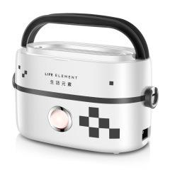 蒸煮饭盒 双陶瓷内胆加热电饭盒 密封保鲜煮饭热菜 100元左右的礼品