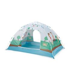 维仕蓝(wissBlue)乐玩亲子双层帐篷   生活实用小奖品
