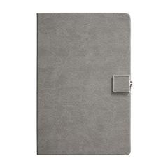 A5高档PU仿皮记事本 创意带扣笔记本 笔记本礼品定制