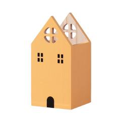 木质城堡木屋桌面笔筒 简约实用 有创意的宣传品