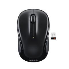 罗技(Logitech) 无线鼠标 办公家用四向滚轮优联省电鼠标 游戏活动礼品