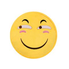 【emoji】滑稽恶搞表情抱枕被 多用途法莱绒空调被 办公室午休毯 公司福利