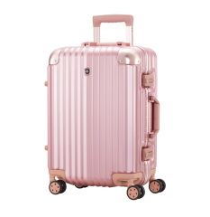 瑞动(SWISSMOBILITY) 20寸铝框商务行李箱  广告促销赠送