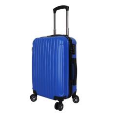 维仕蓝(wissBlue)20寸时尚拉杆箱蓝色  企业年会抽奖礼品
