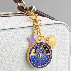 【中国国家博物馆】星空挂件钥匙扣 国风创意 奖励礼品