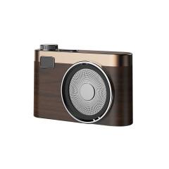 幻响(i-mu)复古相机二合一蓝牙音箱充电宝 户外随身便携式无线小音响移动电源 客户礼品