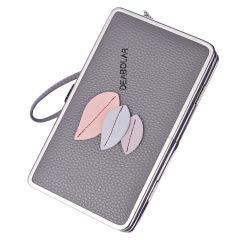 长款钱包 小清新韩版时尚多功能手拿包   创意活动礼品