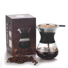创意手冲咖啡壶套装 咖啡壶+冲漏 有哪些实用性高的奖品