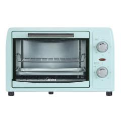 美的(Midea)  淡雅绿多功能迷你烤箱   公司活动奖品