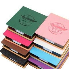 带便签款复古方形便签盒 商务组合便利贴 商务礼品