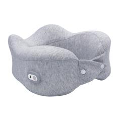 记忆棉U型颈椎按摩枕  360°环绕设计 居家旅行办公护颈震动按摩  100元左右实用奖品