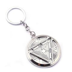 复仇者联盟4钢铁侠钥匙扣 公司比赛奖品