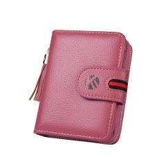 短款钱夹欧美多功能风琴卡包钱包   生活实用小奖品