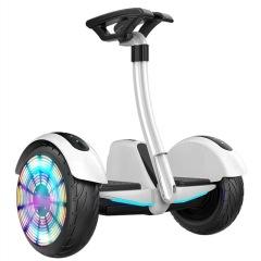 青影带扶杆电动平衡车双轮成年学生智能代步车   促销礼品 公司