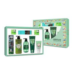 LG健康生活 韩国进口8件套 绿野仙踪礼 日用品礼盒 福利礼品