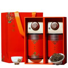 高档茶叶 金骏眉正山小种茶叶礼盒 公司送客户礼品推荐