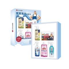 LG生活健康 家居清洁套装 韩国进口5件套 活动礼品送什么好