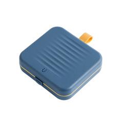 小巧磁吸收纳针线盒 多功能便携针线包 缝纫小工具定制