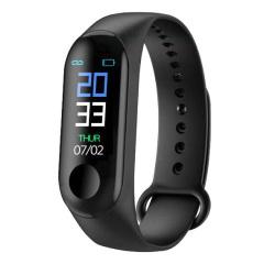 智能運動手環 測心率血壓 多功能手表 防水跑步計步器手環 展會禮品