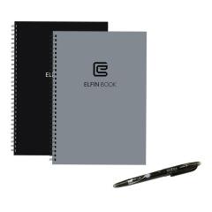 自动扫描智能创意记事 App备份管理Elfinbook2.0可重复书写笔记本 商务礼品定制 办公礼品