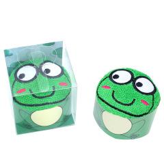 小青蛙创意实用毛巾 儿童毛巾 社区活动奖品买什么好