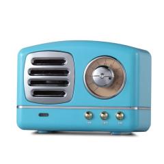 韩国现代(HYUNDAI)复古高颜值蓝牙音箱 小巧易携带经典音响 有趣创意商品