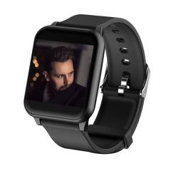 高颜值彩屏智能手环 商务时尚实时睡眠监测 IP67防水多运动模式手表 会议礼品送什么好 周边礼品