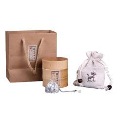【蓮年有余】38g純銀健康茶濾 極致手工打造吉祥物件 高檔工藝禮品
