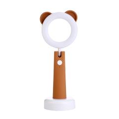 創意卡通LED小夜燈 USB充電學習臺燈 超萌卡通桌面臺燈 實用性強的小禮品