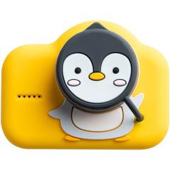 超萌极地物种儿童相机 双摄WIFI照相机玩具 儿童节礼品