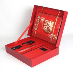 【五福临门】2021年 开门红创意大礼盒五件套 新年礼品送什么
