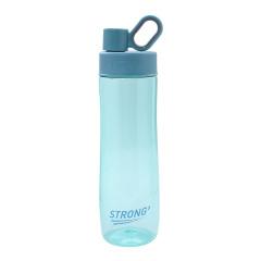 源动提扣运动杯 户外便携塑料杯 大容量随手杯750ML 运动小礼品