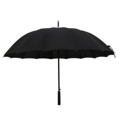 16骨自动双人雨伞 商务广告伞直杆伞定制  活动礼品定制 商务礼品