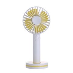手持風扇三檔調節隨身鏡子風扇 夏季禮品