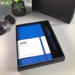 凌美(LAMY)狩猎宝珠笔+笔记本礼盒 商务伴随手礼物