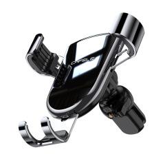 抖音同款创意车载支架  出风口合金防滑重力汽车手机支架 车载轻便的有哪些礼品