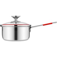 德國NOLTE 柏拉圖伯爵鍋具三件套 3炒鍋&奶鍋&湯鍋 銀行給客戶禮品
