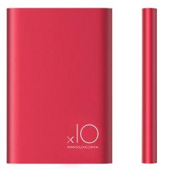 SOLOV E超小大容量移动电源 超薄商务迷你便携充电宝10000毫安 创意客户礼品